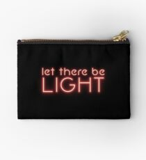 Let there be light Studio Pouch