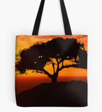 African Savanna Tote Bag