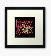 New Jack Framed Print