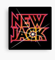 New Jack Canvas Print