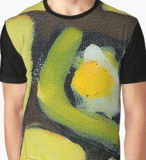 Jaune d'oeuf Graphic T-Shirt