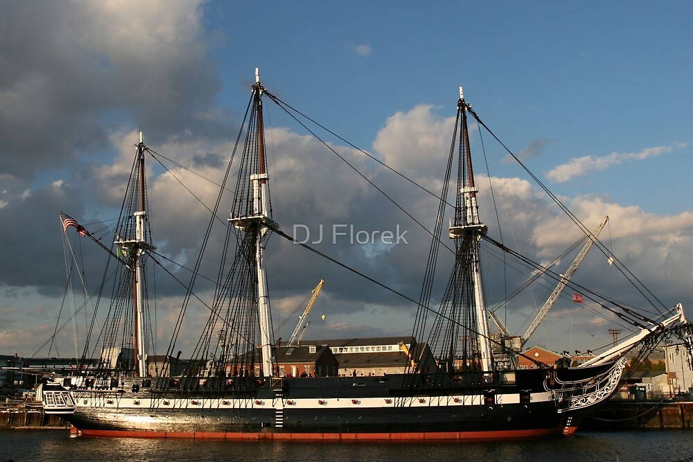 Old Ironsides by DJ Florek