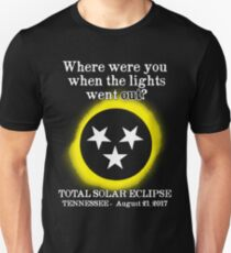 Tennessee Eclipse 2017 T-Shirt