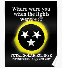Tennessee Eclipse 2017 Poster