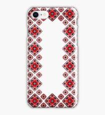 Ukrainian pattern  iPhone Case/Skin