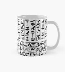 Hieroglyphic 3 Mug
