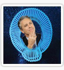 Jon Stewart Redbone Sticker