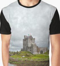 Dunguaire Castle Graphic T-Shirt