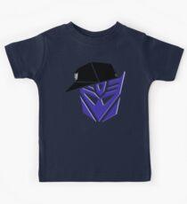 Decepticon G1 OG Transformer Kids Tee