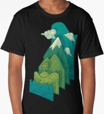 How to Build a Landscape Long T-Shirt