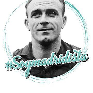 DON ALFREDO #SOYMADRIDISTA by AurelioToral