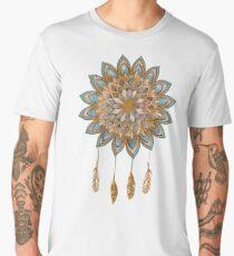 Golden Dreams Dreamcatcher Men's Premium T-Shirt