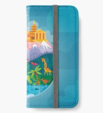 Small World iPhone Wallet/Case/Skin