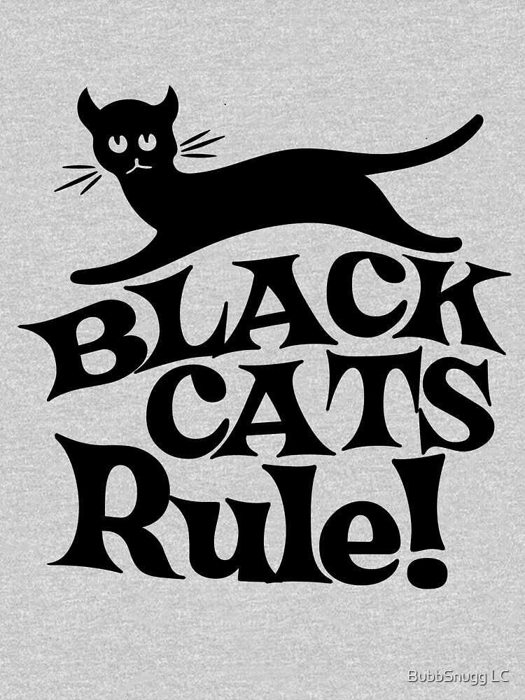 Black Cats RULE by Boogiemonst