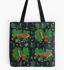 Night in the Magical Forest Tote Bag