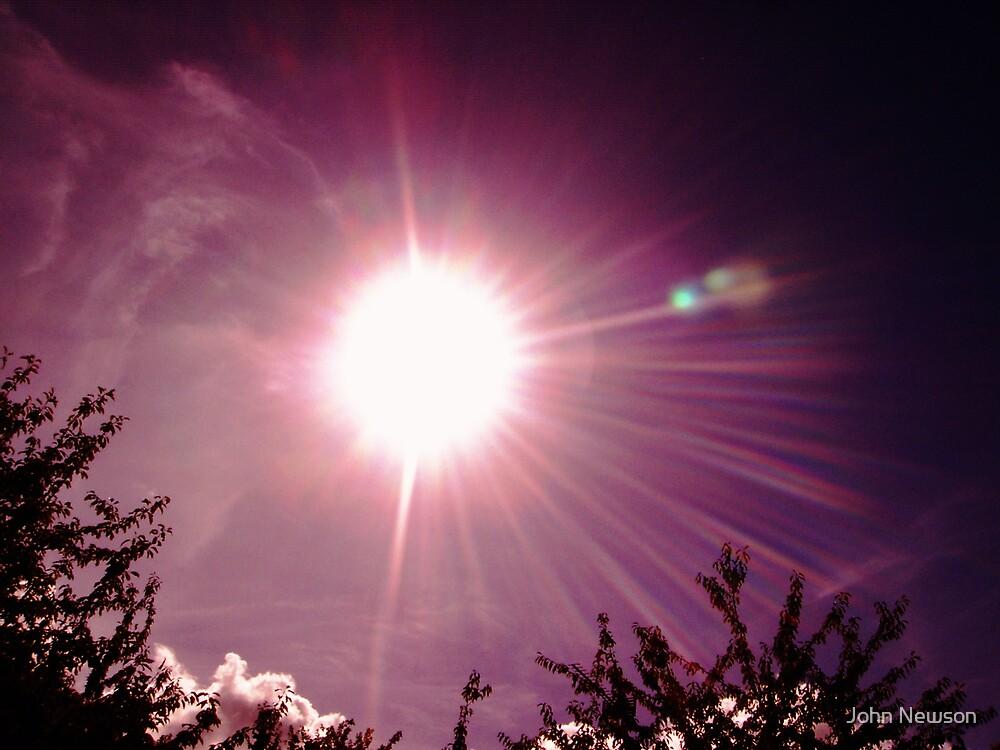 The Sun by John Newson