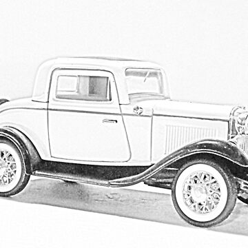 1932 Ford Coupe by Rattlingmurdock