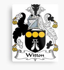 Witton  Metal Print