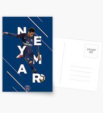 Neymar Jr. - PSG Postcards