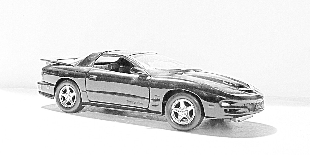 Pontiac Firebird by Rattlingmurdock