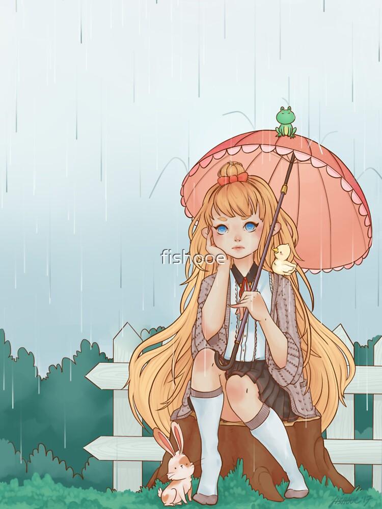 Rainy Day by fishooe