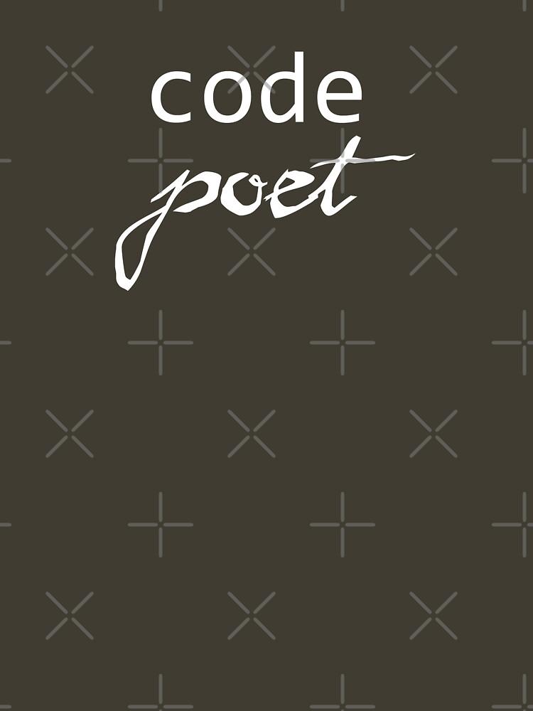 Code Poet by Thogek