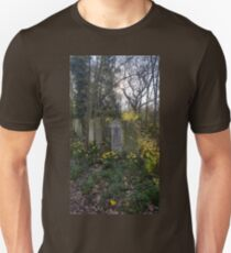 Spring in Tower Hamlets Cemetery T-Shirt