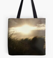 Sunset from the Dunes at St Annes 19/6/08 Tote Bag