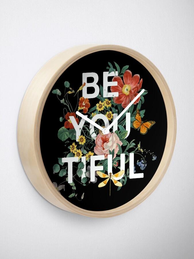 Alternative Ansicht von Sei Du Tiful Uhr