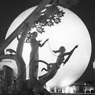 New York World's Fair 1939 - Sundial & Perisphere by oldgreg