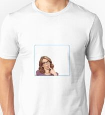 Tina Fey on Weekend Update T-Shirt