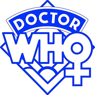 4th Doctor Logo with a Twist by zenjamin