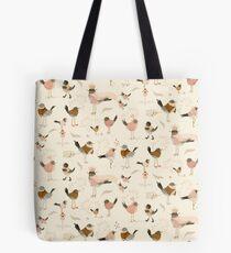 Avian royalty Tote Bag
