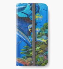 Vinilo o funda para iPhone Sailfish Reef