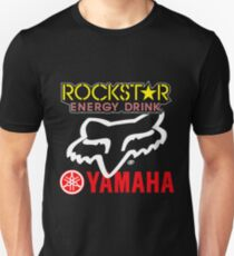 Rockstar Energy Yamaha Fox Racing T-Shirt