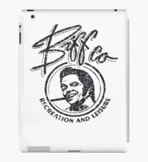 Biff Co. Recreation and Leisure (BTTF 2) iPad Case/Skin
