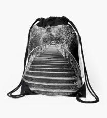 Dipsea Stairs Drawstring Bag