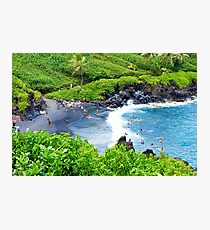 Road to Hana Study 16  Photographic Print