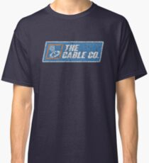 The Cable Co. (The Cable Guy) Classic T-Shirt