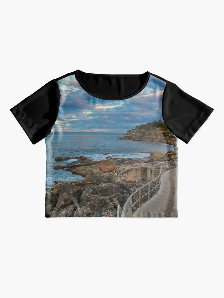 Alternate view of South Bondi Chiffon Top