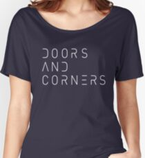 Doors and Corners Women's Relaxed Fit T-Shirt