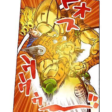JoJo's Bizarre Adventure - Part 5 Manga by SenorFiredude