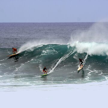Surfing by noffi