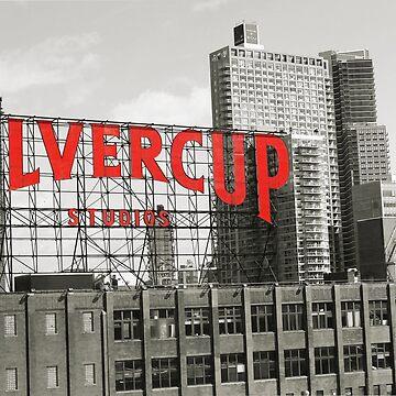 Silvercup Studios - Photography by jojoballz