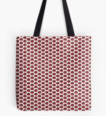The Strawberry Thieves band logo pattern Tote Bag