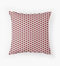 The Strawberry Thieves band logo pattern Throw Pillow