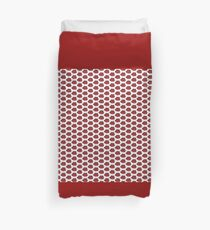 The Strawberry Thieves band logo pattern Duvet Cover