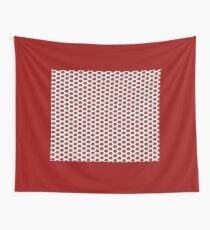 The Strawberry Thieves band logo pattern Wall Tapestry