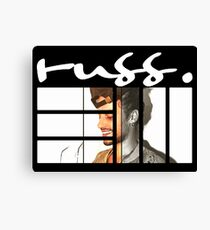 russ Symbol Canvas Print