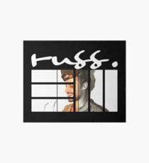 russ Symbol Art Board Print